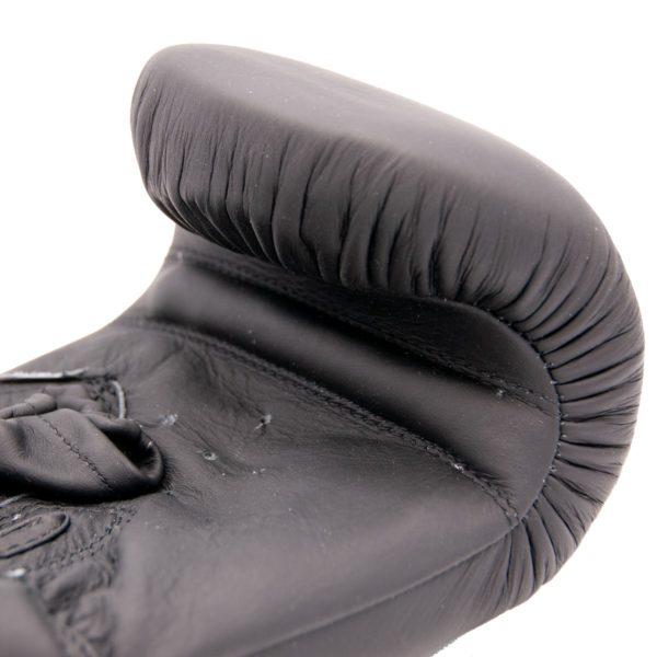 Leren bokszakhandschoenen van RAM, de elite deluxe.