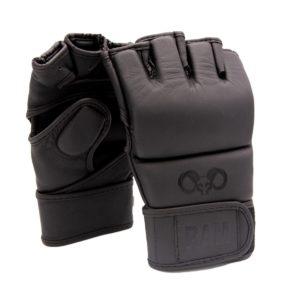Leren MMA handschoenen van RAM, de Impact Deluxe.