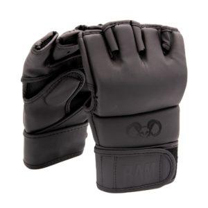 MMA handschoenen, de RAM impact deluxe.