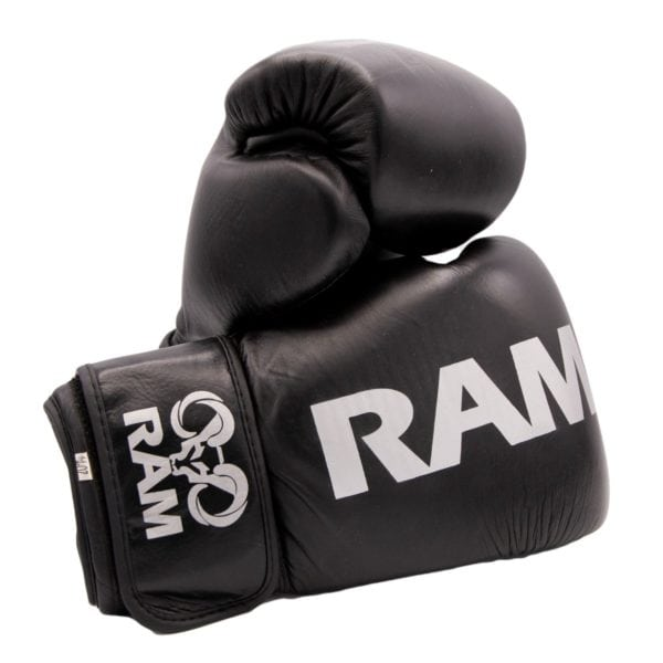 RAM Pro 1 (Kick)Bokshandschoenen Leer